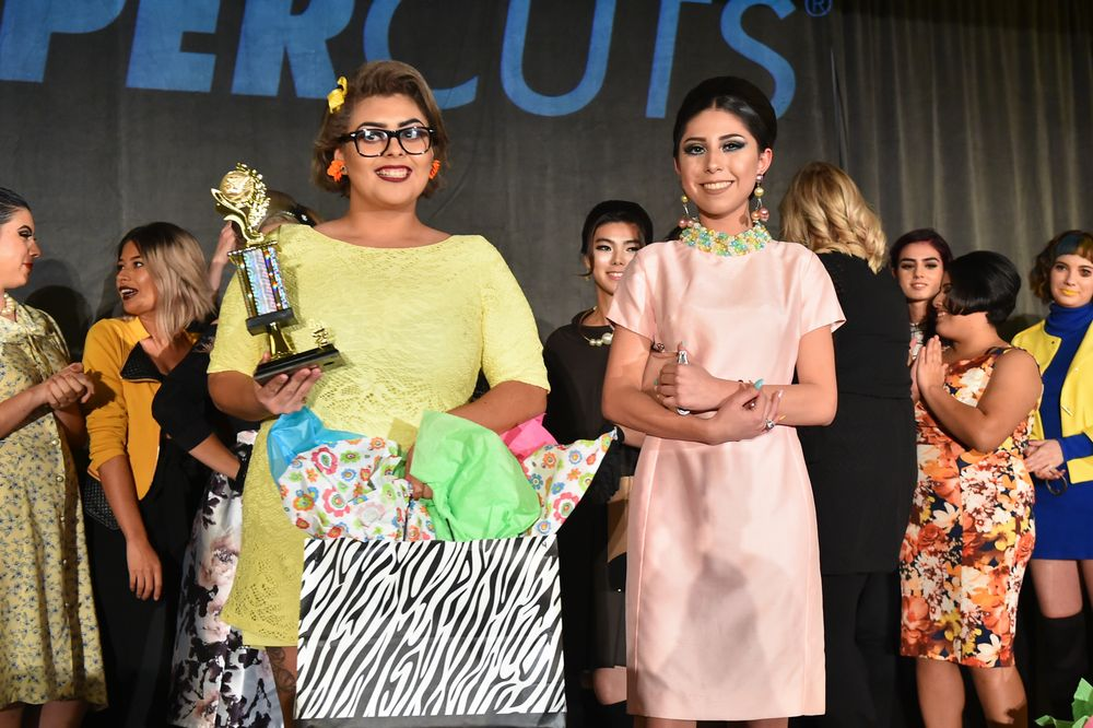 4th Place: Beyond 21st Century – Vivana Lopez and model, Desiree