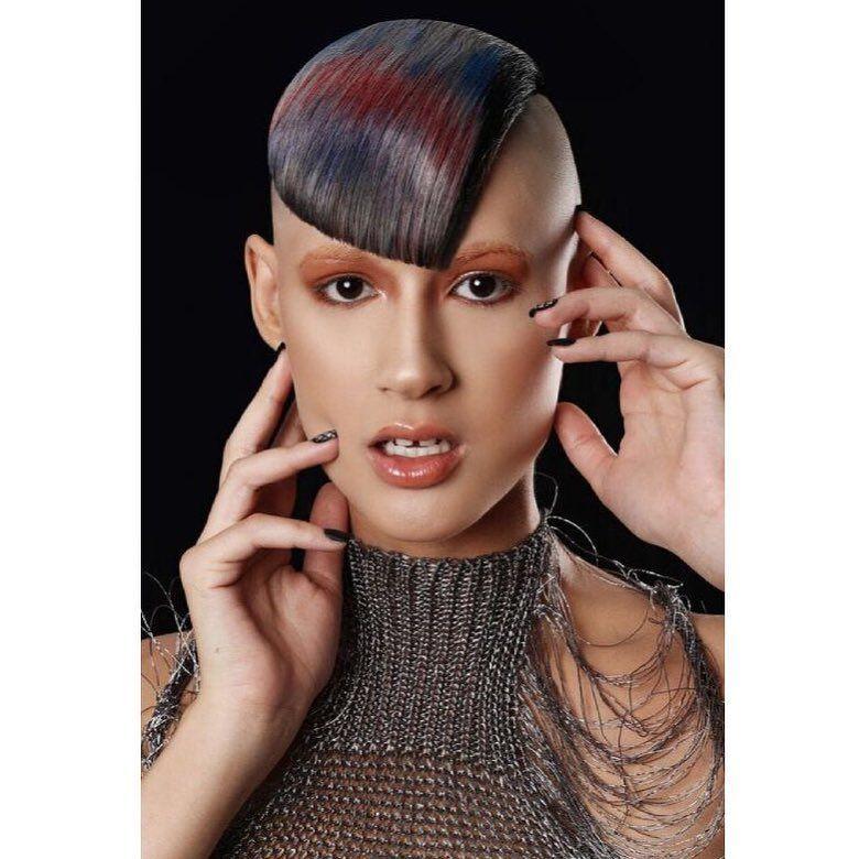 #CREATIVEVISION: Jaileen Velez Huertas @jaileen_velez Modern Hairstyling Institute, Bayamón, PR