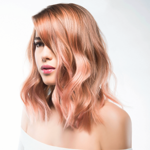Blush Rosé Hair Color from Scruples