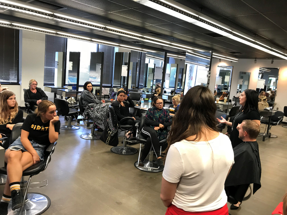 <p><strong>Sport Clips Team Members who love teaching and sharing can join the Brand Ambassador program. It allows them to work and engage with local beauty schools in their area.</strong></p>