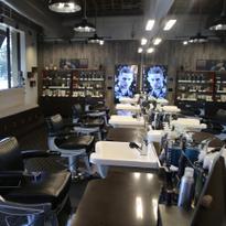 Salon Tour: Aveda Men's Grooming Shop