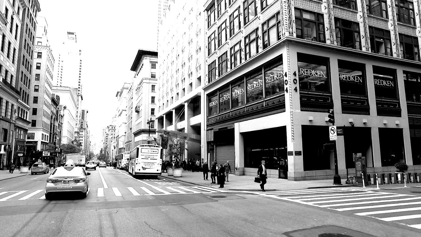 The Redken Exchange, NYC