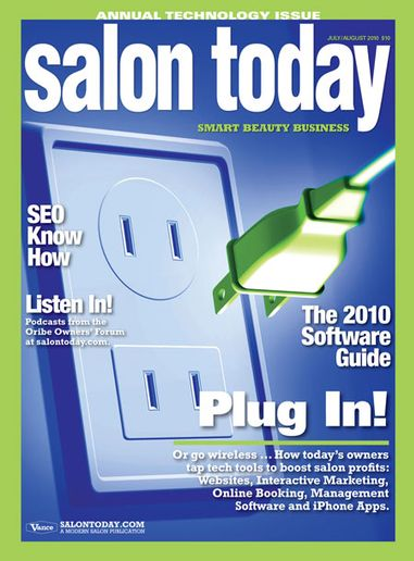 2010 Salon Software Guide: Salon Zap