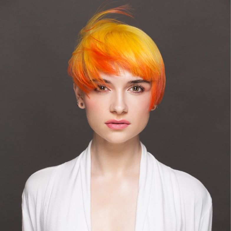 #COLORVISION: Ekaterina Pakhlavuni<br /> <p>@hairby_ekat Parlour Salon, Toronto, ON</p>