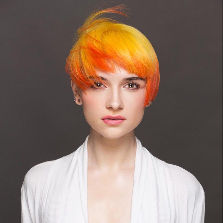 #COLORVISION: Ekaterina Pakhlavuni<br /> <p>@hairby_ekat Parlour Salon, Toronto, ON</p>