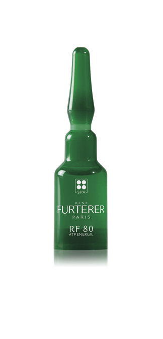 <p><strong>RF 80 ATP Energie Concentrated Serum is a 100% drug-free treatment that addresses the two underlying causes of sudden, temporary hair thinning with natural Pfaffia extract, sage and lemon essential oils and ATP Energie to promote a healthy scalp and hair environment.</strong></p>