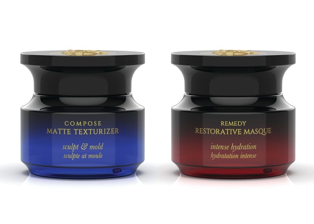 ÄZ Haircare Matte Texturizer and Restorative Masque