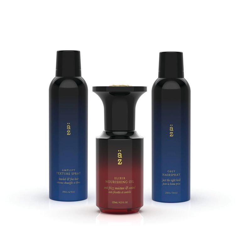 ÄZ Haircare Oil and Aerosols