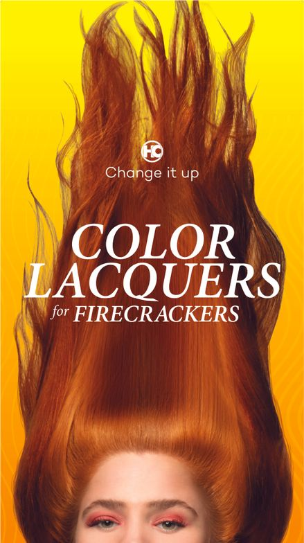 <p><strong>Redken's new Color Lacquers will support haircolor makeovers for Hair Cuttery's Change it Up initiative.</strong></p>
