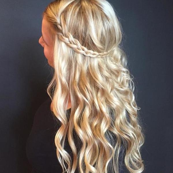 Hair by Kristen Tetreault Lazzareschi, Studio 101, Providence RI @ktlhair