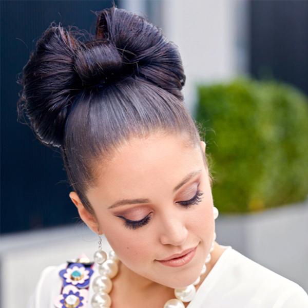 Hair by Gina Ribando, @ginar2