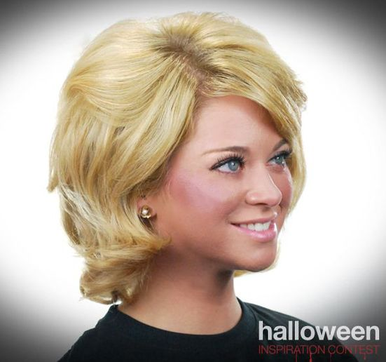 HALLOWEEN HOW-TO: Mad Men 1960s Bouffant