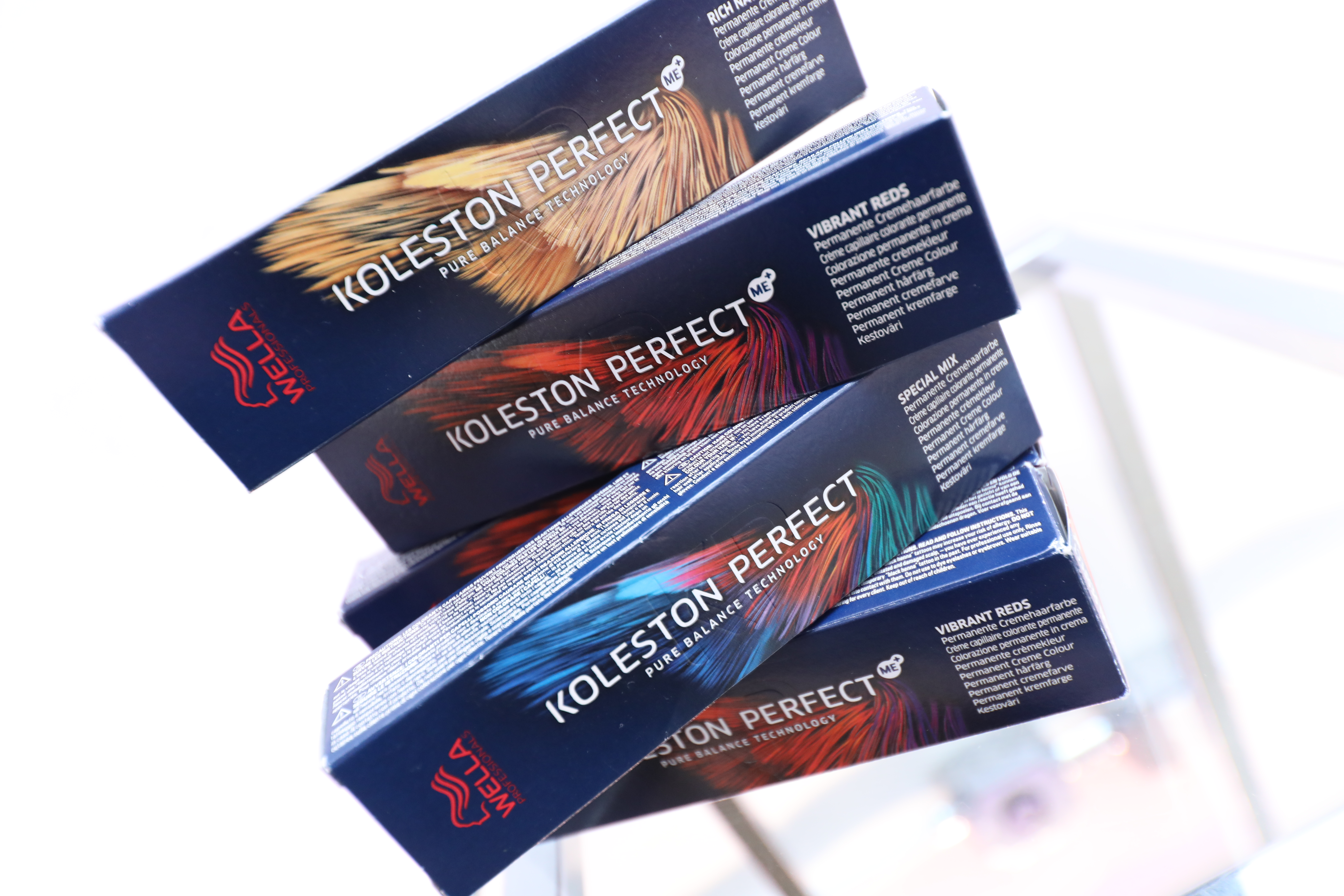 Introducing Wella Professionals KOLESTON PERFECT with ME+