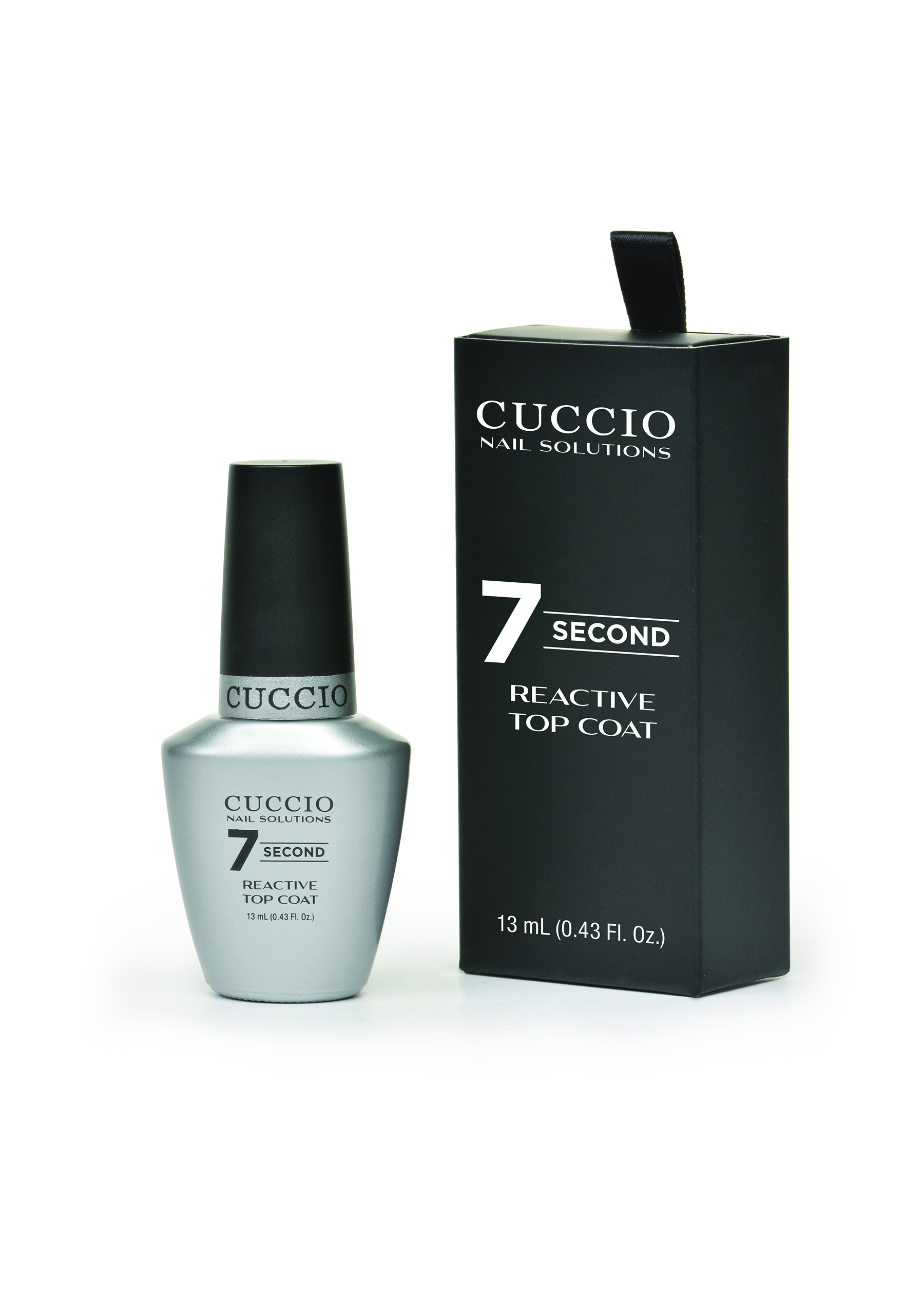 Cuccio 7-Second Reactive Top Coat