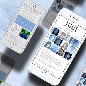 STAMP 2017: Juut's Surprise Email Campaign