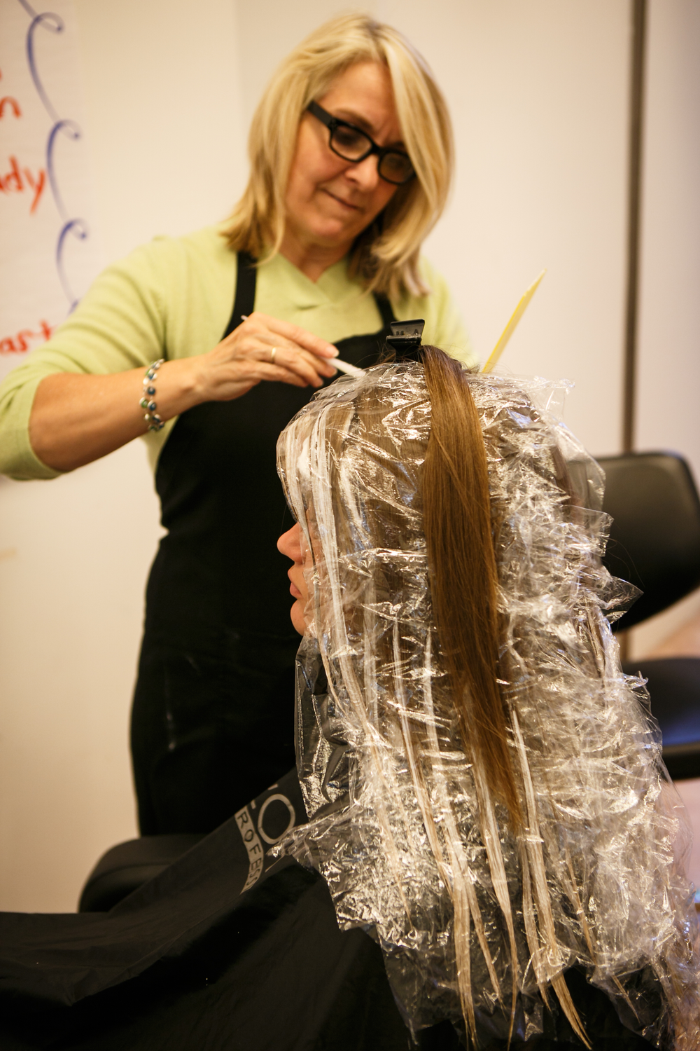 Nancy Braun, owner of Balayage by Nancy Braun Salon, a Beverly Hills hair salon, focuses on exceptional color and hair care.