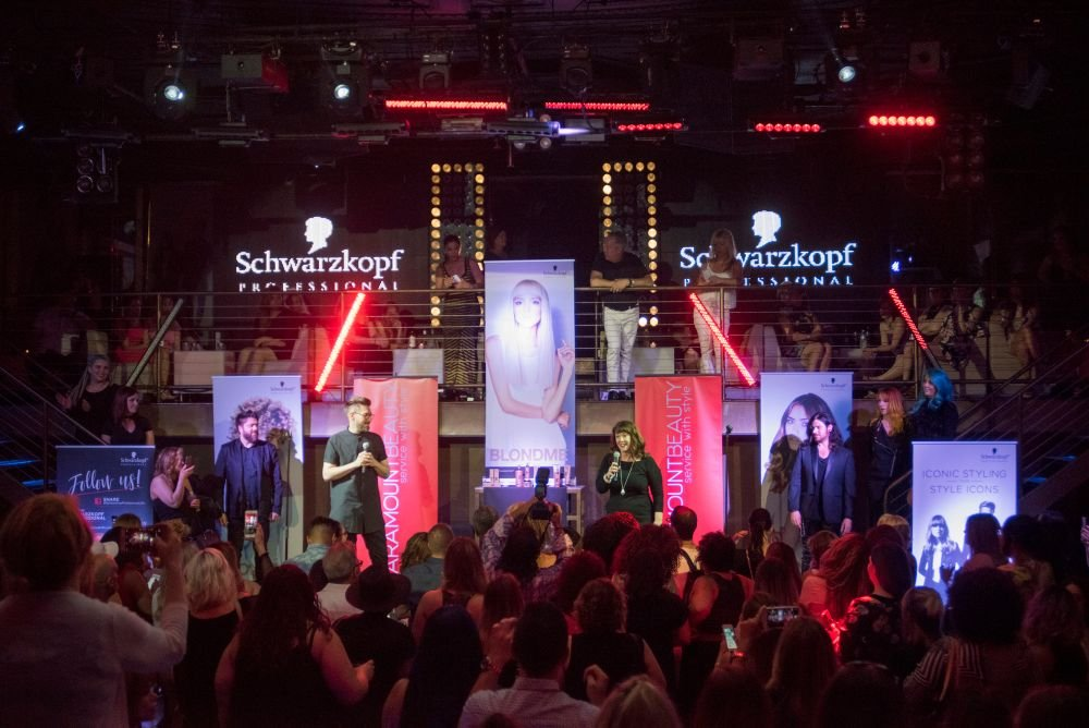 The event was held at Arena NYC in Midtown on June 12.