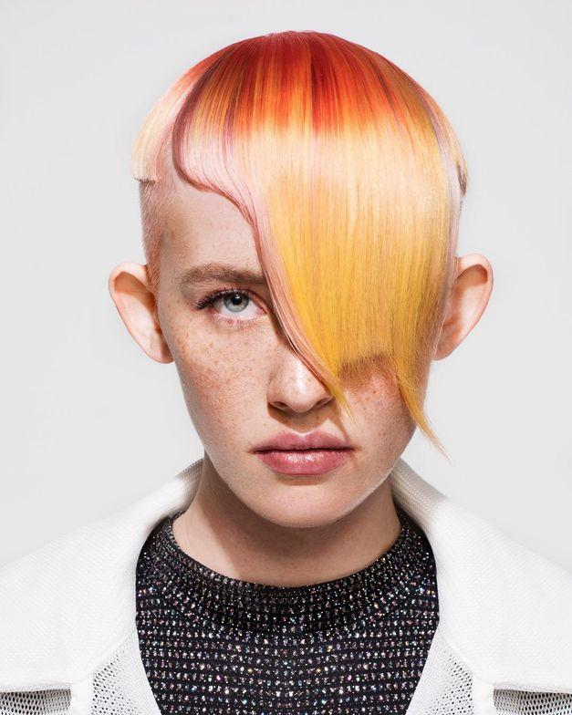 #COLORVISION: Jamie Gonzales<br /> <p>@jamiegonzales.hair Union Salon South, Pasadena, CA</p>