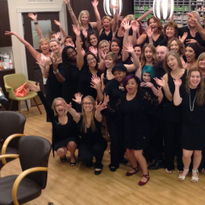 The team from Ritual Salon-Spa in Midlothian, Virginia.