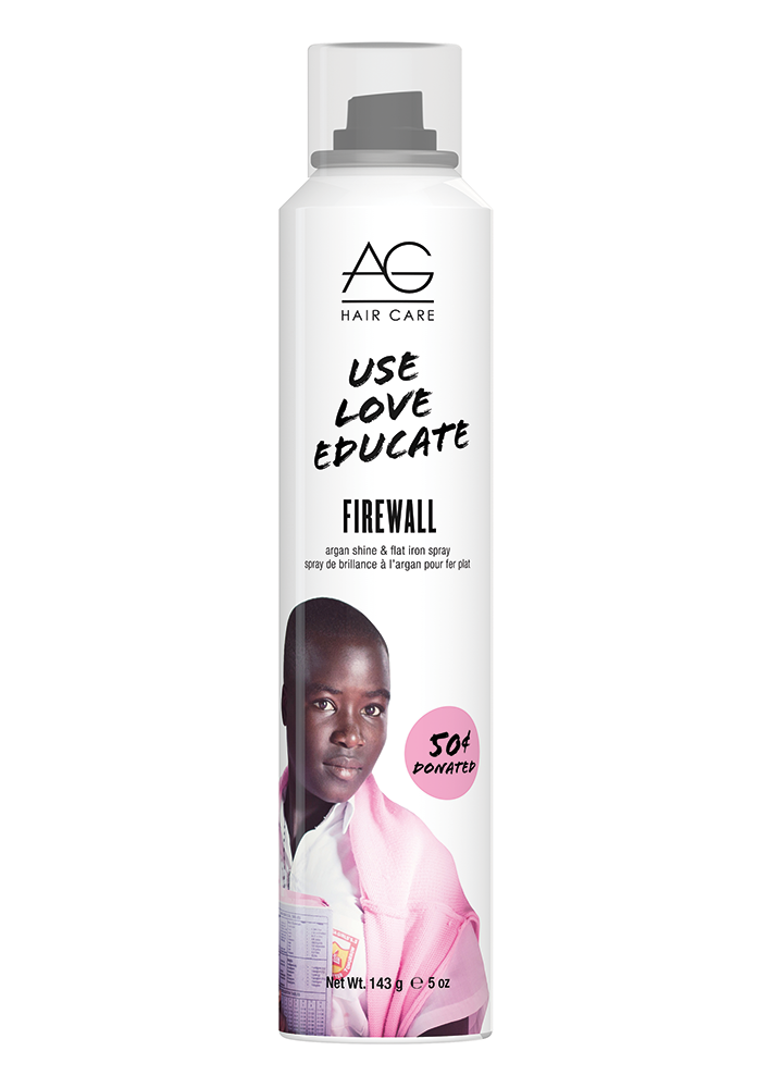 Superhero Product Gives Back Ag Hair Firewall News Modern Salon
