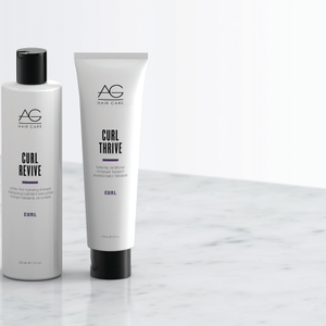 AG Hair Introduces Curl Revive Shampoo and Contitioner