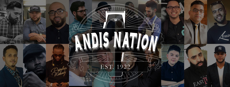 Andis Announces #AndisNation Social Media Ambassadors