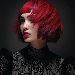 HOW-TO: Moody Ruby Red Hair Color