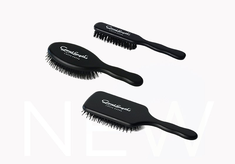 <h3>Three Great Lengths ACCA KAPPA Brushes</h3>