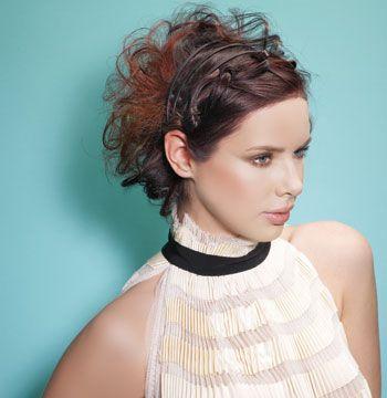 Hair: Adeline Chung-Feder Photography: Roberto Ligresti Make-up: Nisa Fashion styling: David Widjaja