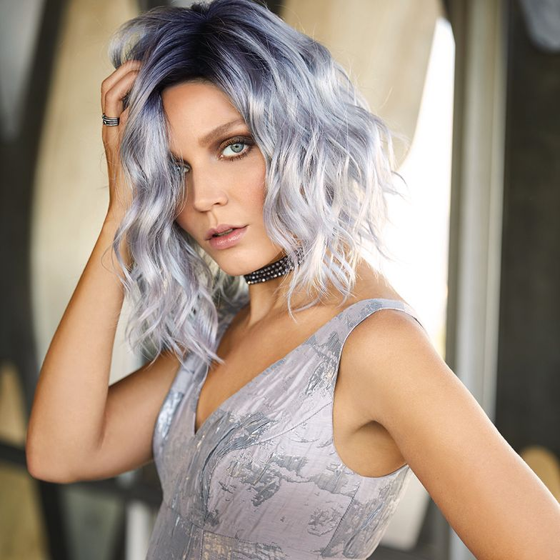 Hair pieces can be used for clients who want to regularly experiment with fashioncolors, but don't want their existing hair topay a toll, say experts at Rene of Paris.