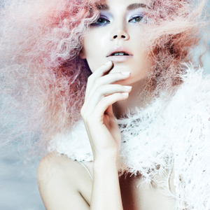 Affinage's Infiniti Metallics Shades Inspire an Icy Pastel Collection from Tracey Devine Smith
