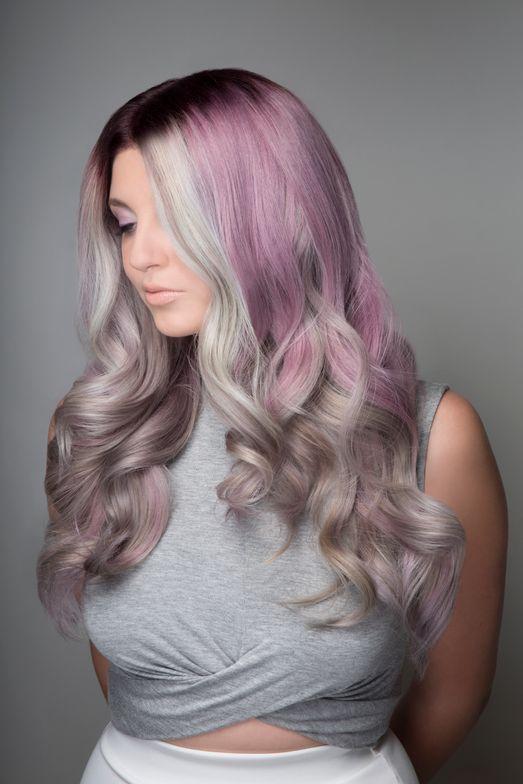 Smokey Lavender