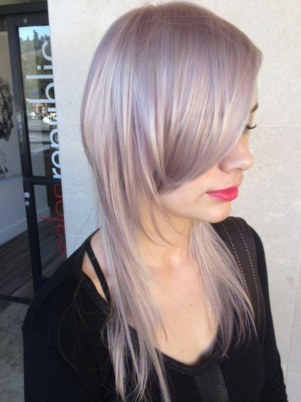Pearl Jam Haircolor