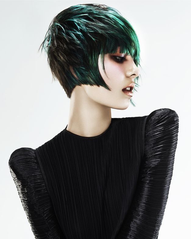 Alain Pereque - Haircutting