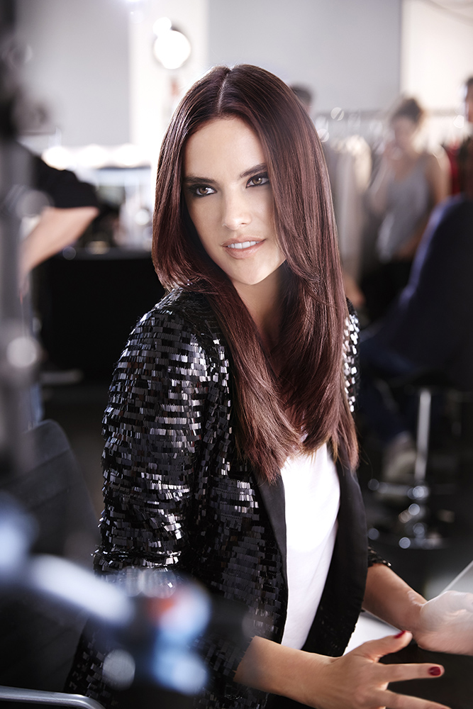 HOW-TO: Rich Brunette with Dimension as Seen on Supermodel Alessandra Ambrósio