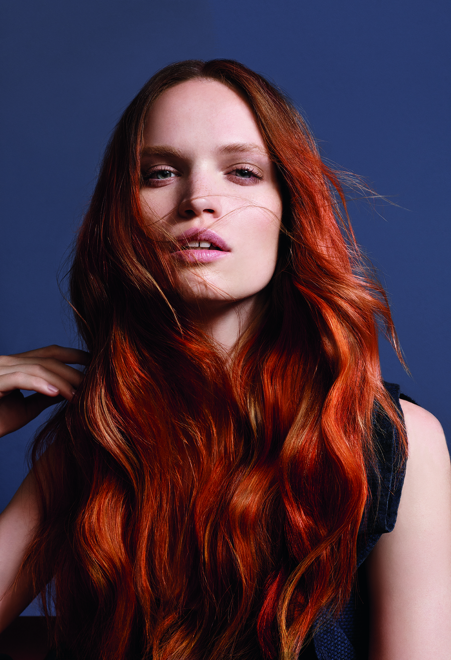 HOW-TO: Sun Stone Hair Color with Golden Tones