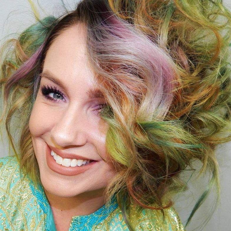 Alix Maya, owner of Unicorn Tribe Salon