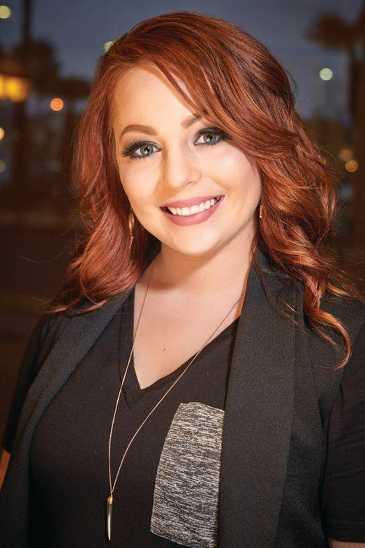 Amanda Fator, hair artist Sexy Hair Platform Artist, @amandafator, Studio S, Redding, CA
