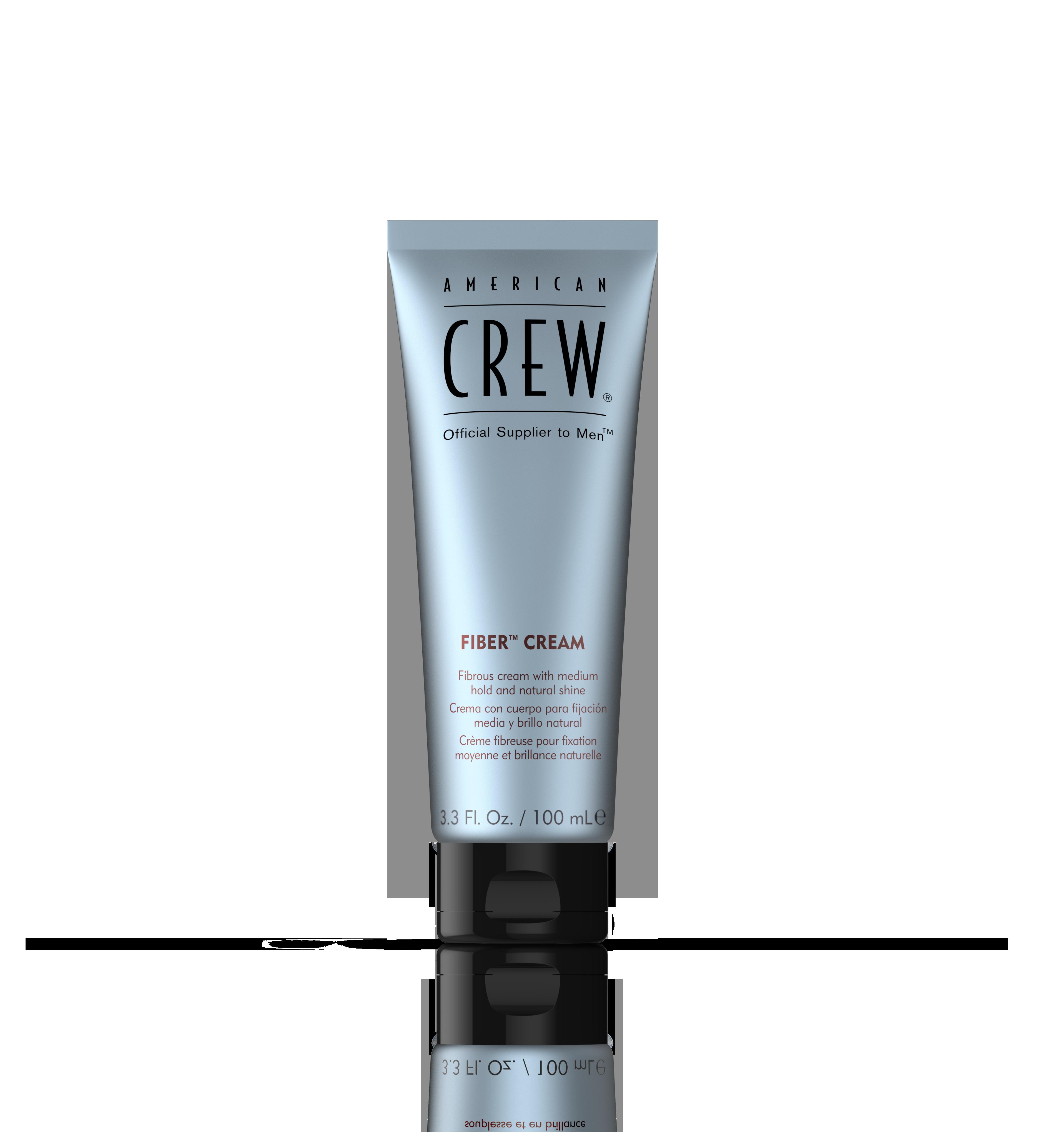 American Crew Fiber Cream Combines Flexibility and Control