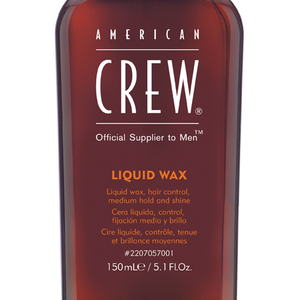 New Liquid Wax from American Crew