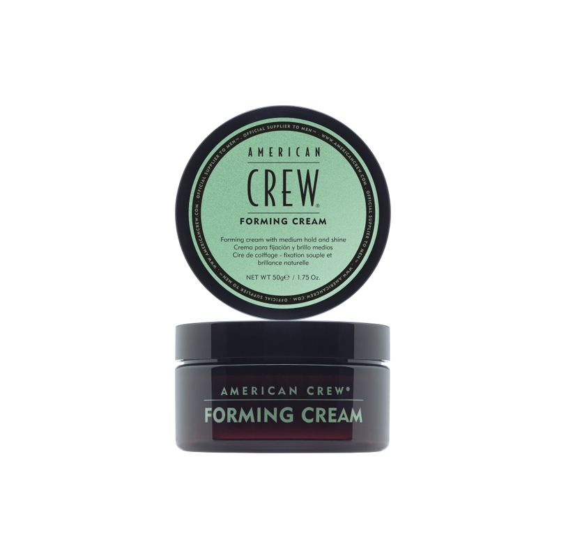 "<p>""I love the American Crew Forming Cream! It gives great texture without making the hair feel oily. It lasts all day and you can still blowdry the hair after you use it to set it!""</p> <p>-@marigoldstudios</p> <p> </p>"