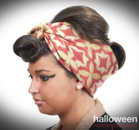 HALLOWEEN HOW-TO: Amy Winehouse-Inspired Beehive