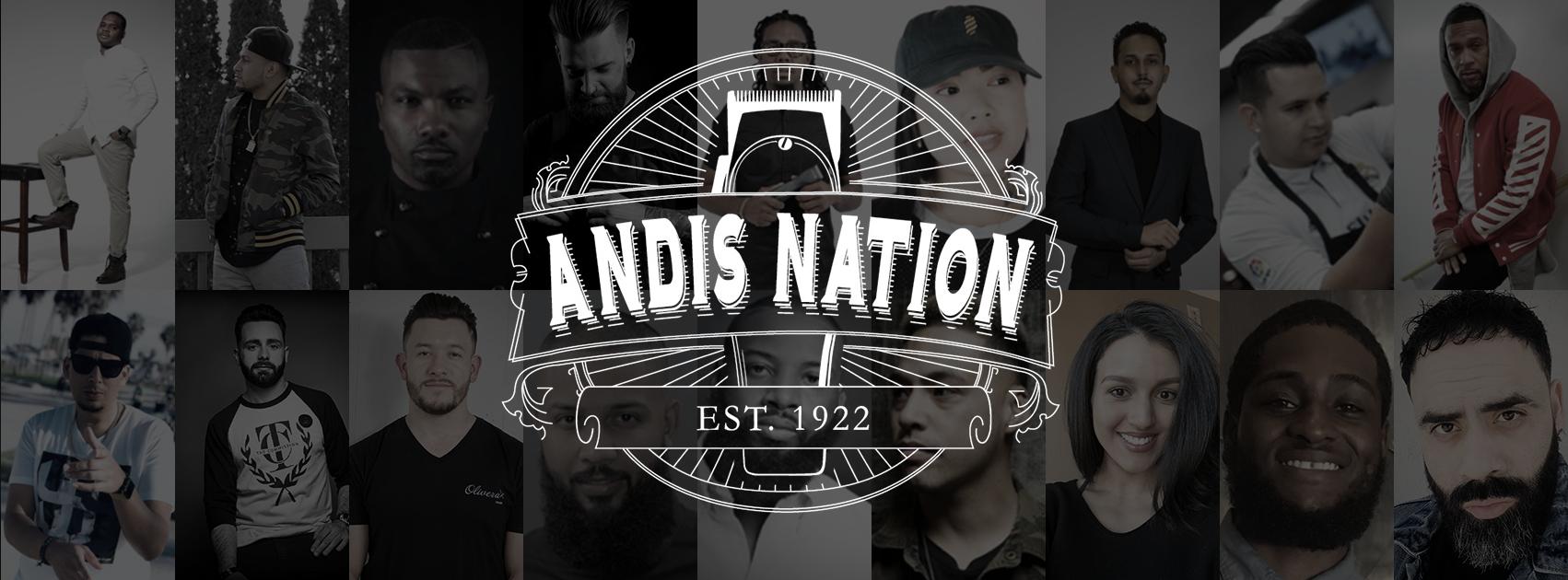 Andis Company Social Media Ambassadors