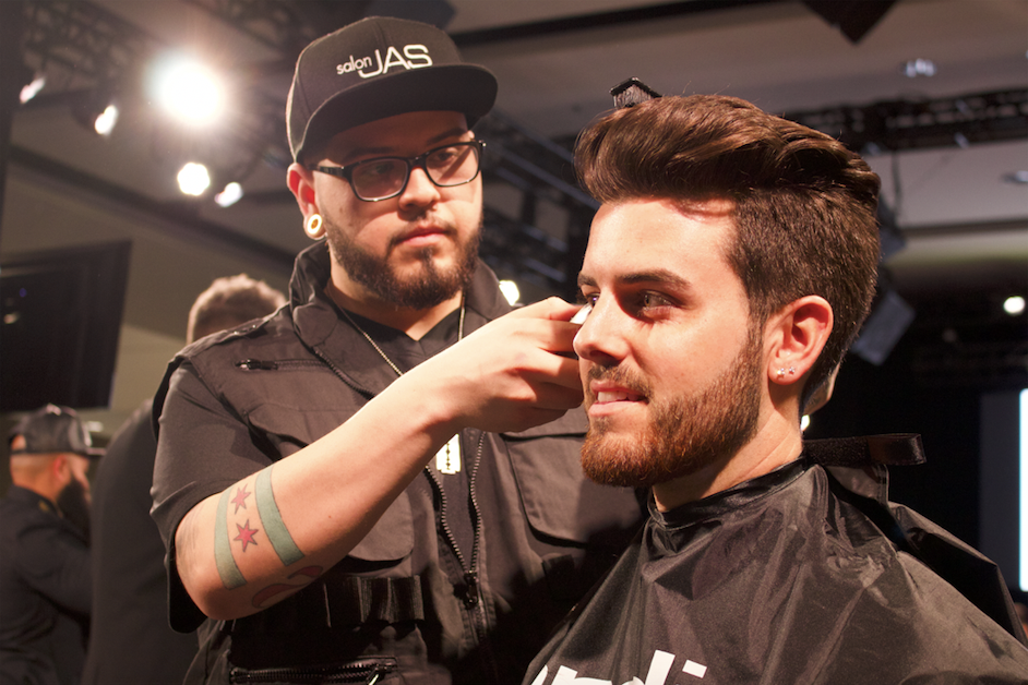 Fabulous Fades Competition returns to America's Beauty Show, April 28, 2018.