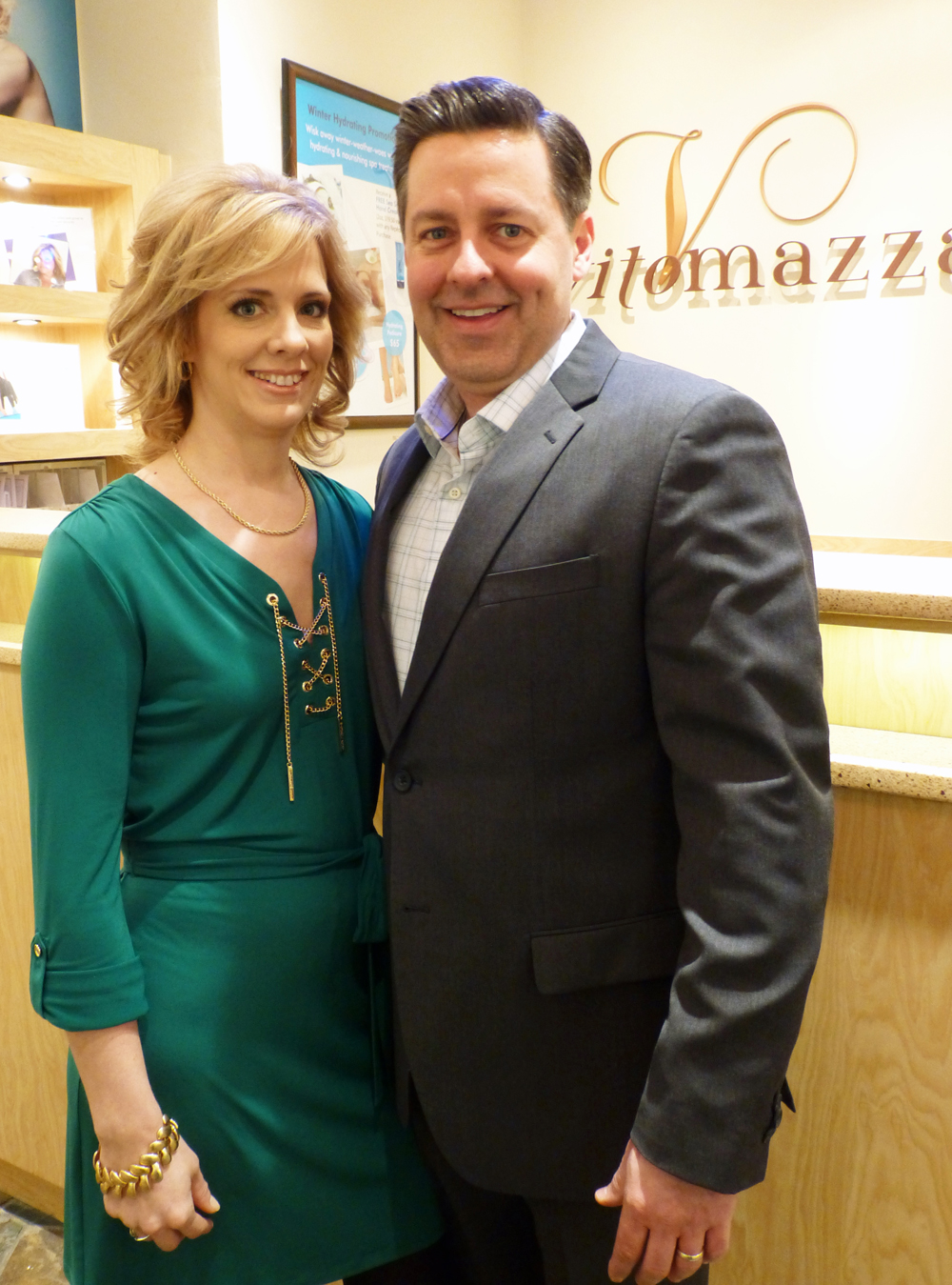 Vito Mazza Salon & Spa Raises $17,500 for Hurricane Sandy Victims