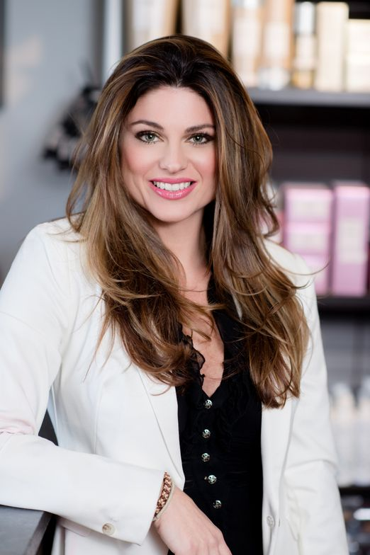 Jessica Walker, owner of the Plaza Salon and Spa says her business has doubled since she became part of the Arrojo Ambassadors Program.