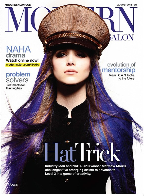 Behind the Cover: August 2013