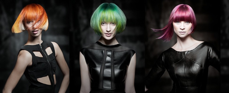 Students at the Aveda Institute CO, AZ and UT in Denver, CO, have opportunities to participate in photoshoots and even enter the North American Hairstyling Awards (NAHA).