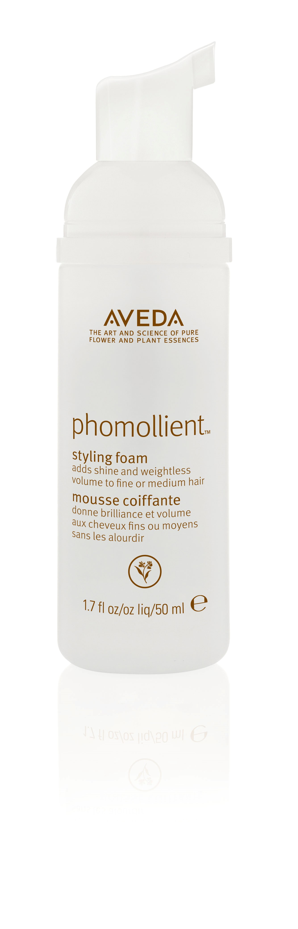 """<p>""""Aveda Phomolient is awesome for fine hair and gives maximum hold and volume! Not to mention, it smells like the beach.""""</p> <p>-@<a href=""""https://www.instagram.com/lockworxtheavedasalon/""""><strong>lockworxtheavedasalon</strong></a></p>"""