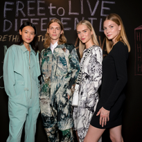 Aveda and Stella McCartney Show Power of Activism at Spring Presentation